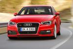 Эффект новизны. Тест-драйв Audi A3 нового поколения