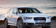 Фото Audi A4 Allroad Quattro 2012