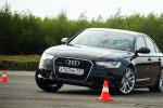 Переворотик. Сравниваем Audi A6 с BMW 5-Series и Mercedes-Benz E-Class