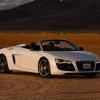 Фото Audi R8 V10 Spyder USA 2010