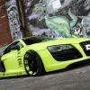 Фото Audi R8 V10 XXX Performance 2012