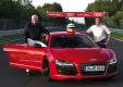 Фото Audi R8 e-Tron Prototype 2012