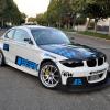 Фото BMW 1-Series 135i Coupe by Berk Technology E82 2011