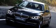 Фото BMW 3-Series Li 2012
