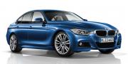 Фото BMW 3-Series Sedan M Sports Package F30 2012