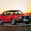 Фото BMW 5-Series Wasserstoff Antrieb E12 1979
