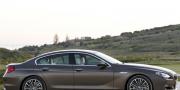 Фото BMW 6-Series 640d Gran Coupe F06 2012