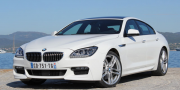 Фото BMW 6-Series 640d Gran Coupe M Sport Package F06 2012
