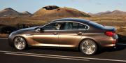 Фото BMW 6-Series 640i Gran Coupe F06 2012