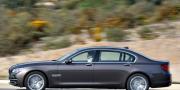 Фото BMW 7-Series 750Li F02 2012