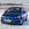 Тест-драйв Chevrolet Aveo: Восточный фронт