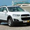 Тест-драйв Chevrolet Captiva: Очевидная разница
