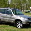 Машина времени. Тест-драйв модернизированного внедорожника Chevrolet Niva