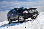 Мезозой. Тест-драйв американского внедорожника Chevrolet Tahoe