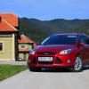 Ford Focus III Wagon: языковой барьер