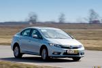 Тест-драйв Honda Civic 4D: Ищите аргументы