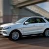 Тест-драйв Mercedes-Benz M-Klasse: Помощник президента