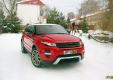 Тест-драйв Range Rover Evoque Coupe: купе по духу