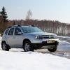 Тест-драйв Renault Duster: грязнуля