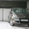 Тест-драйв Renault Scenic: Самовлюбленный оригинал