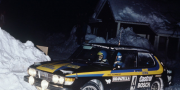 Фото Saab 99 Turbo Rally Car