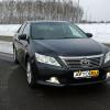 Тест-драйв Toyota Camry: Плановый лидер