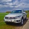 Тест-драйв Volkswagen Tiguan: Облико морале