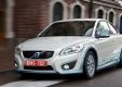 Приносим пользу городу электромобилем Volvo C30 Electric
