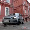 Chevrolet Aveo New 2012: Очередной этап эволюции