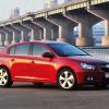 Хэтчбек и универсал Chevrolet Cruze: Прирост семейства