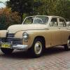 Фото Gaz M-20 Pobeda Cabriolet 1949-1953