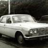 Фото Gaz M24 Volga Prototype 1967