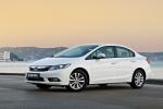 Сводный брат. Тест-драйв седана Honda Civic нового поколения