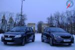 KIA Rio и Renault Logan: Отцы и дети