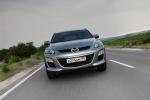 Знакомая улыбка. Тестируем обновленный кроссовер Mazda CX-7