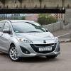 Mazda5: Семейственность. Длительный тест Mazda5: первая неделя