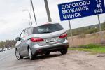 Mazda5: До Прибалтики и обратно. Длительный тест Mazda5: третья неделя