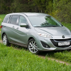 Mazda5: Привыкание. Длительный тест Mazda5: вторая неделя
