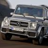 Mercedes-Benz G-Class 2012: Покой ему и не снится!