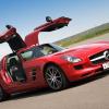 Реактив. Знакомимся с суперкаром Mercedes-Benz SLS AMG