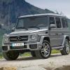 Большая восьмерка.  AMG Ищем смысл в самом абсурдном внедорожнике Mercedes-Benz