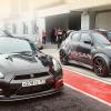 Братья по оружию. Гоняем на Nissan GT-R и Nissan Juke-R по Moscow Raceway