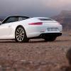 Голова кругом. Первое знакомство с Porsche 911-м на примере кабриолета