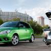 Автомобиль или скутер?  На чем быстрее ездить по Москве: на скутере или на «хот-хэтче»?