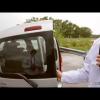 Тест-драйв Lada Largus на полигоне в Сосновке