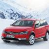 Volkswagen Passat Alltrack: Универсальный универсал