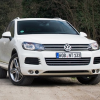 Племенная работа. Тест-драйв VW Touareg второго поколения