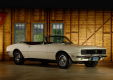 Фото Chevrolet Camaro RS 327 Convertible 1968