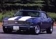 Фото Chevrolet Camaro SS 350 1969