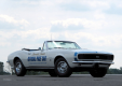 Фото Chevrolet Camaro SS Convertible Indy 500 Pace Car 1967